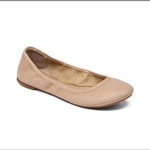 Lucky Brand Emmie eleastic flats